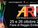 Immagina Arte in fiera - 25.26 Ottobre 2014