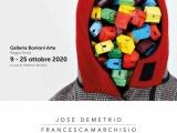 Josè Demetrio Peña e Francesca Marchisio | 9.10 - 25.10