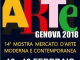 Arte Genova | 16-19 Febbraio 2018